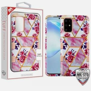 SAMSUNG Galaxy S20 PLUS 6.7 Pink Rose Case